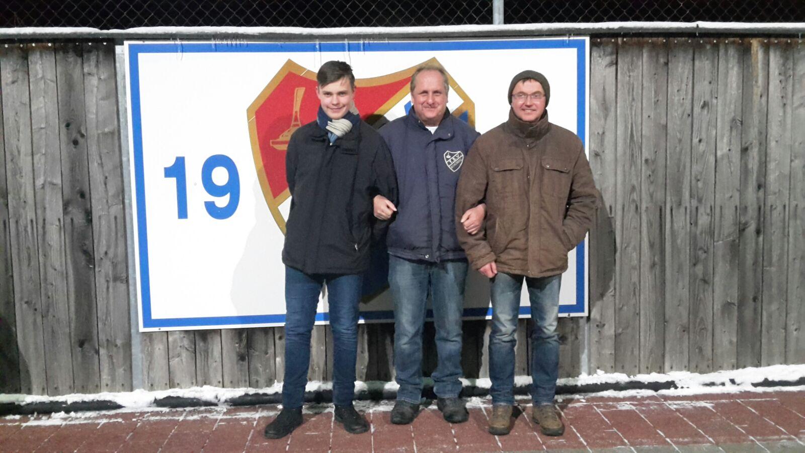 Gewinner der Vereinsmeisterschaft